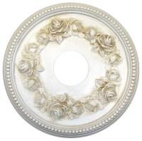 Rose Ceiling Medallion - Modern - Ceiling Medallions - by ...