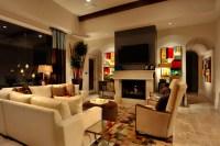 Transitional Interior Design Wills - Transitional - Family ...