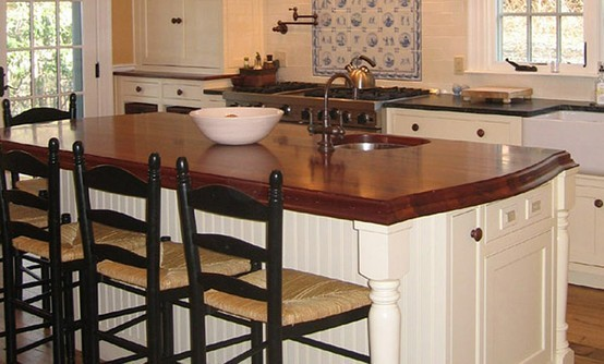 Wood Island Tops Kitchens Mahogany Wood Kitchen Countertop And Bar With Sink.jpg