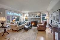 Ravenna Craftsman Living Room - Traditional - Living Room ...