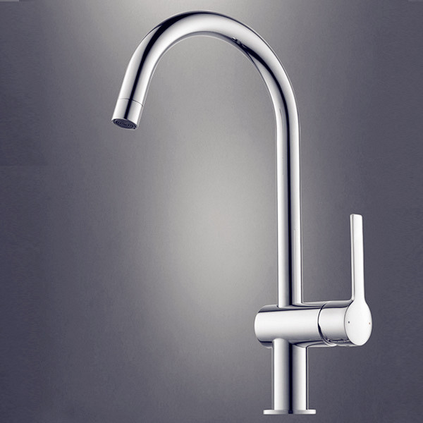 Designer Kitchen Faucets Great In Design Silver Kitchen Faucet Chrome - Modern