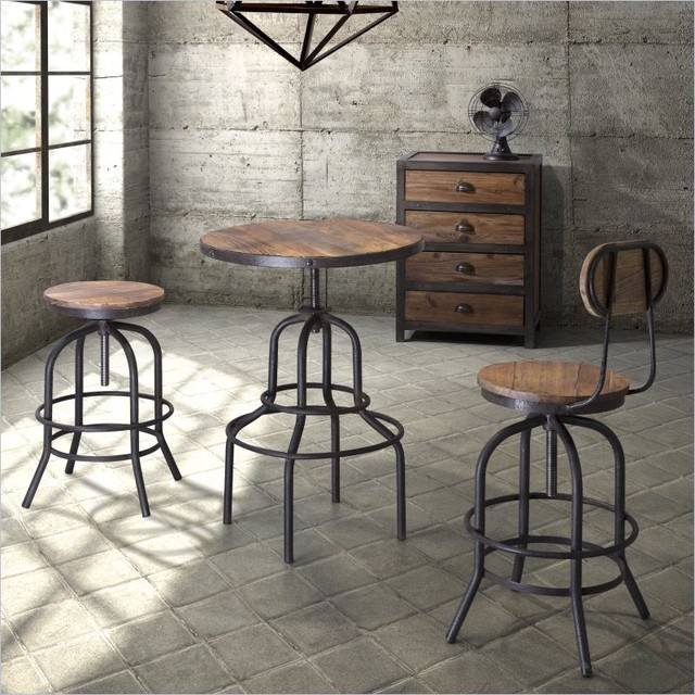 industrial loft bar furniture eclectic kitchen industrial kitchen style industrial chic decor furniture industrial