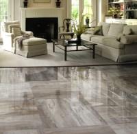 Mystere Porcelain Tile - Contemporary - Living Room ...