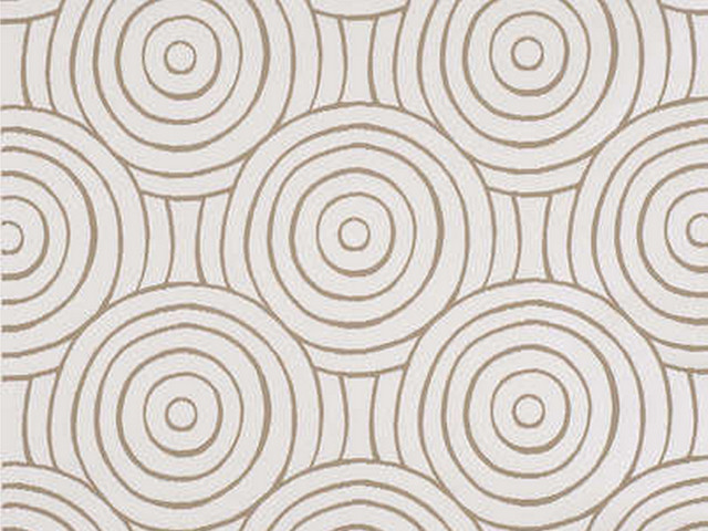Ellipse deco wallpaper contemporary wallpaper by archiproducts