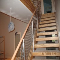 Prova Railing System - Contemporary - Staircase ...