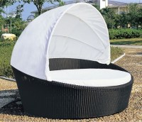 outdoor lounge bed - 28 images - double outdoor garden bed ...