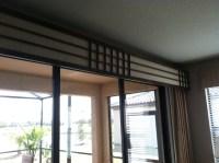 Asian decor window treatments - Asian - Family Room ...