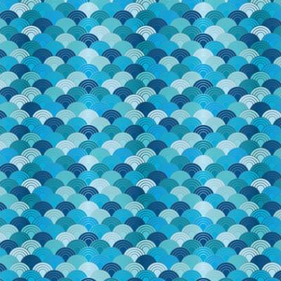 Jonathan Adler Scales Wallpaper - Contemporary - Wallpaper - by Jonathan Adler
