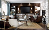 Candice Olson Design - Contemporary - Living Room ...
