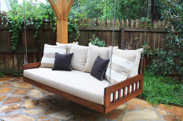 Swing Patio Couch Traditional Bedswing by Southern Komfort Bedswings - Traditional - Patio Furniture And Outdoor ...