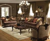Victoria Living Room Set - Traditional - Living Room ...