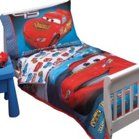 Disney Cars Race Toddler Bedding Set Lightening McQueen ...