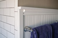 Broad Ripple Bungalow Bathroom - Midcentury - Bathroom ...