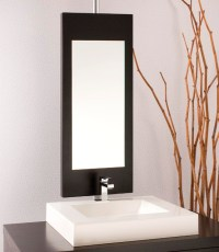 Z Mirror - Modern - Bathroom Mirrors - montreal - by WETSTYLE