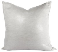 Chanel Metallic Pillow - Contemporary - Decorative Pillows ...