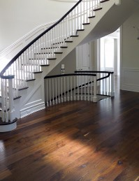 Black Oak Floors - Contemporary - Hall - chicago - by ...
