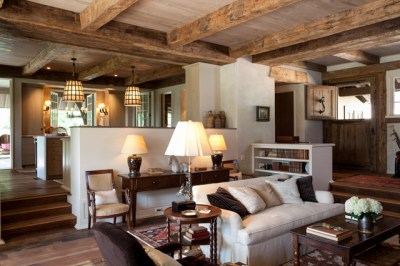 Equestrian Lifestyle - Traditional - Living Room ...
