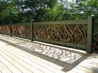 Mountain Laurel Deck Railing