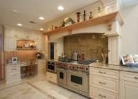 Large Tuscan Kitchen - Farmhouse - Kitchen - miami - by ...