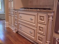 Glazed Kitchen Cabinets Atlanta - Modern - Kitchen ...