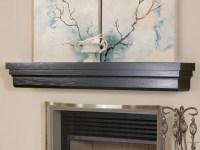 Weston Fireplace Mantel Shelf - Modern - Fireplace ...