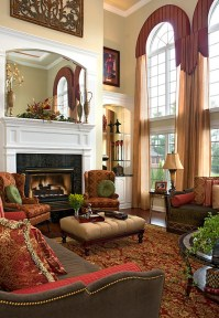 Munster Great Room - Traditional - Living Room - other ...