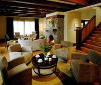 Presidents House, CMC - Eclectic - Living Room - los ...