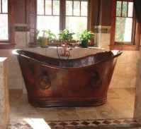 Rustic Bathtubs