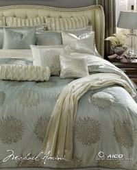 AICO Furniture - Harlington Luxury Bedding Sets - 51240804 ...