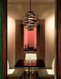 Vertigo Ceiling Pendant from Corbett Lighting - Dining ...