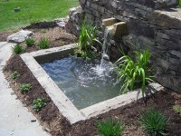 Water Features - Modern - Patio - dc metro - by Poole's ...