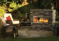 Regency Horizon HZO42 modern outdoor gas fireplace ...