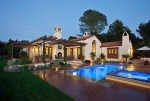 Spanish Ranch Style Home Exteriors