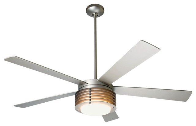 "Contemporary Ceiling Fans 52"" Modern Fan Company Pharos Ceiling Fan - Contemporary"