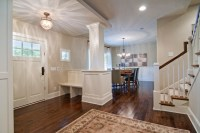 Entryway, Dining Room - Traditional - Entry - minneapolis ...