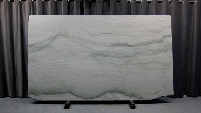 The Brick Living Room Table Sea Pearl Quartzite
