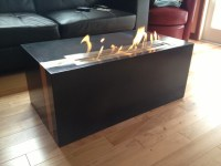 Fire Tables - Coffee Tables - seattle - by Agitated ...