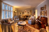 Living Gallery - Traditional - Living Room - other metro ...