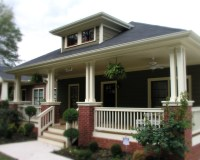 Craftsman Bungalow Exterior Color Schemes | Joy Studio ...