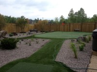 Low Maintenance Backyard