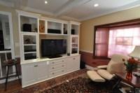 Formal Living Room Built-ins