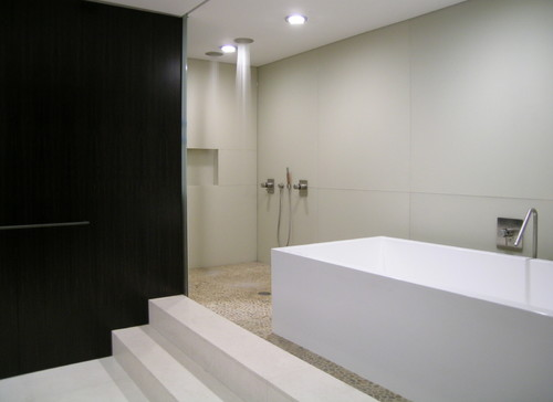 Beautiful Alternative To Tile Walls In The Shower What Is The Material