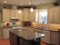 lighting - Above cabinet LED light placement - Home ...