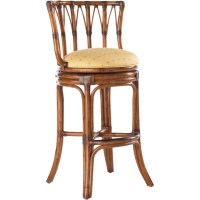 Lexington Island Estate South Beach Swivel Bar Stool ...