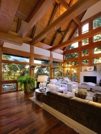 Tree House-Kiawah Island - Contemporary - Living Room ...