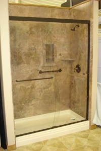 Decorative Interior Shower & Tub Wall Panels - Traditional ...