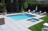 Decorative Concrete Pool Deck Modern | Kitchen Design Ideas