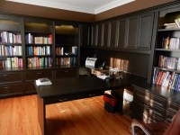 Custom Home Office Designs in Wilton, CT - Traditional ...