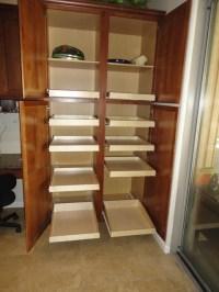 Pantry Pull Out Shelves by slideoutshelvesllc.com ...