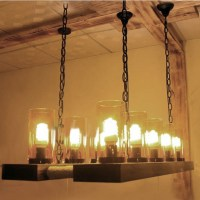 Farmhouse Lighting Chandelier